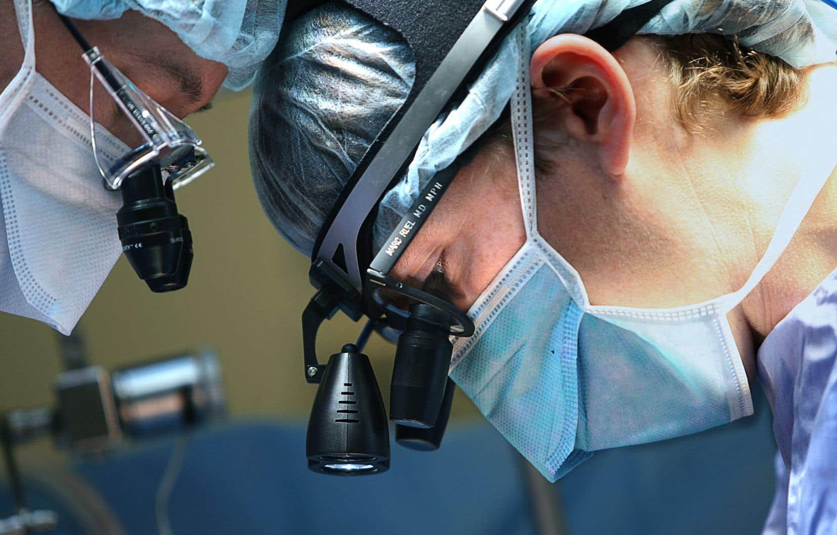L'Outaouais est le dernier du classement en ce qui a trait aux opérations d'arthroplastie de la hanche et du genou.