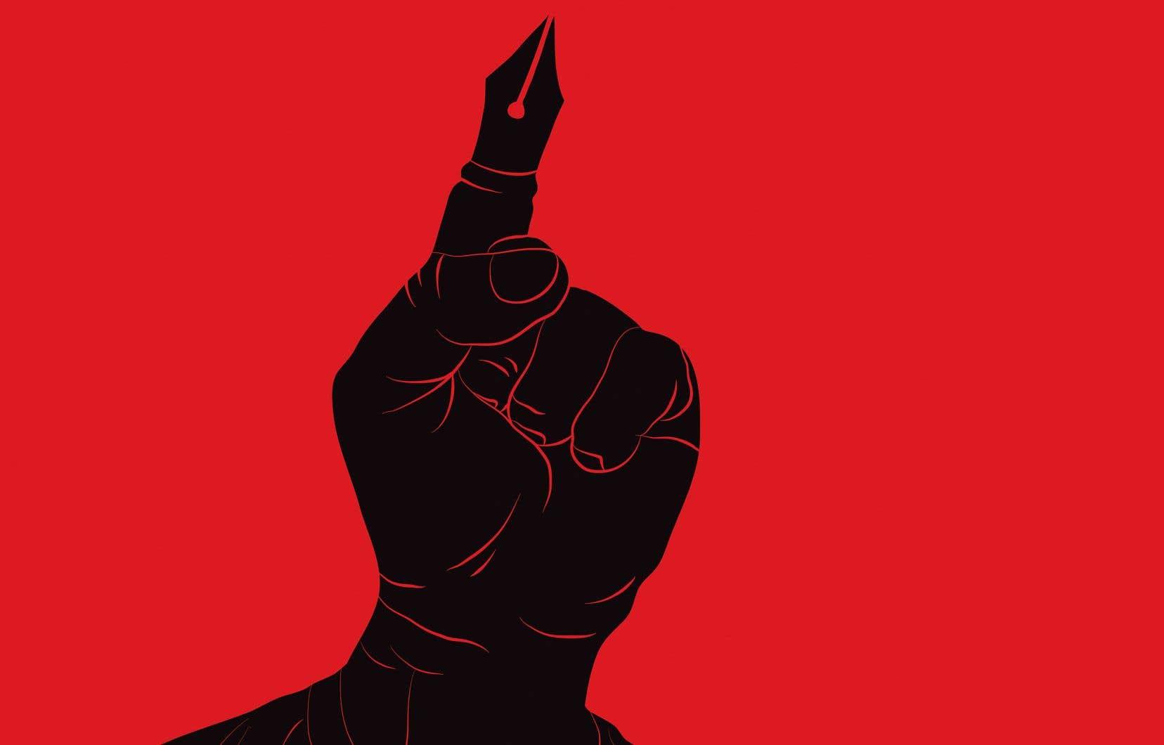 Pendant que «la démocratie repose sur la souveraineté du peuple, l'anarchisme défend la souveraineté de la personne», résume l'auteur.