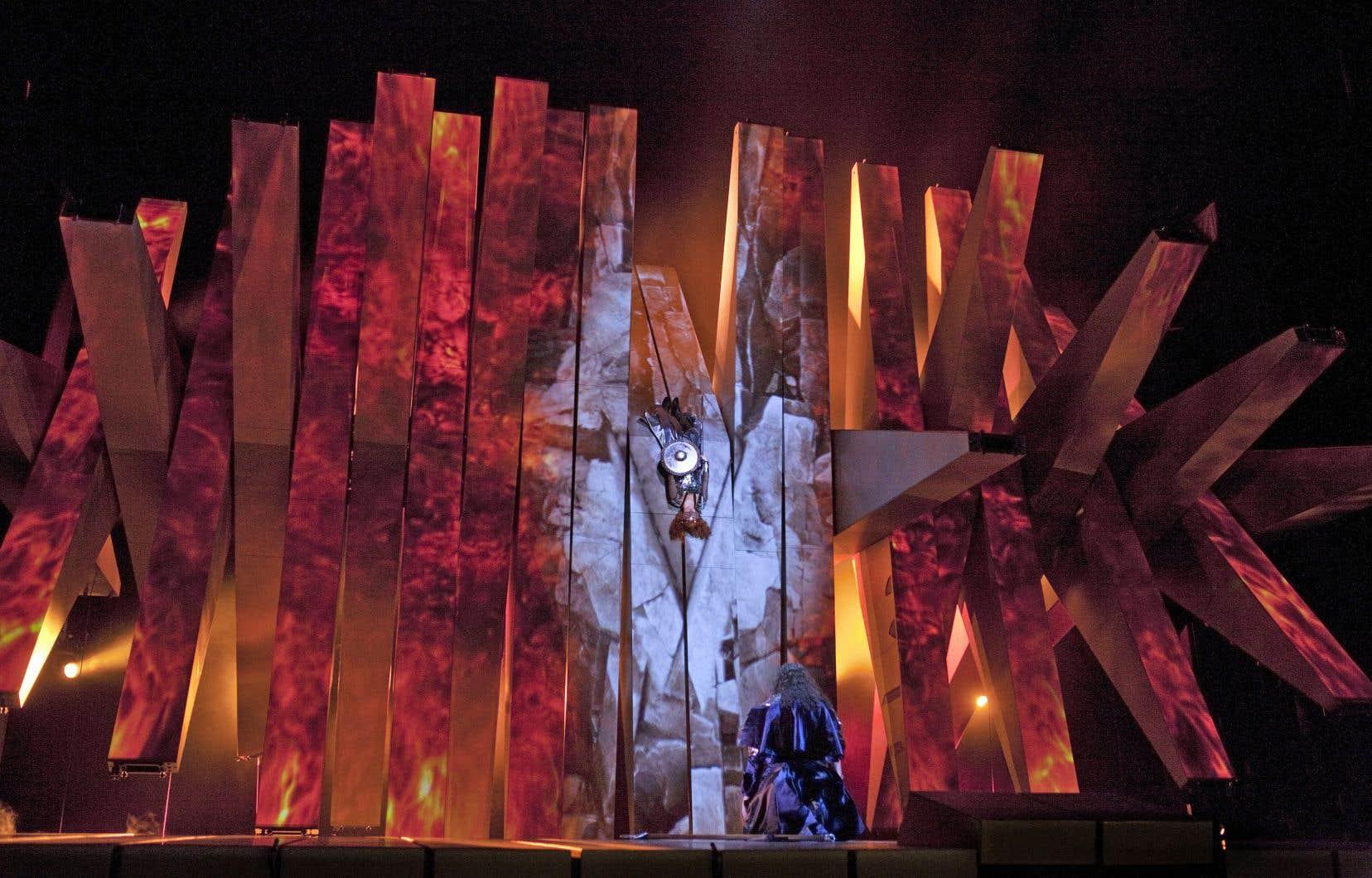 Ce merveilleux spectacle a été servi par un plateau exceptionnel.
