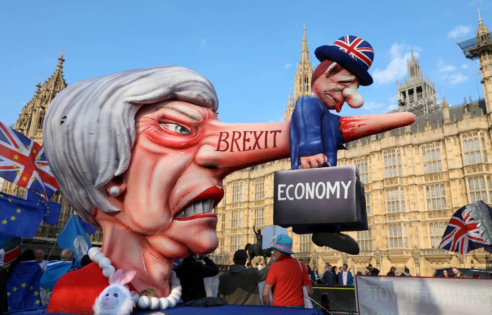 Le chaos du Brexit fait figure d'exemple en ce qui concerne la méconnaissance des modalités et des possibilités de sortie d'un accord internationnal.