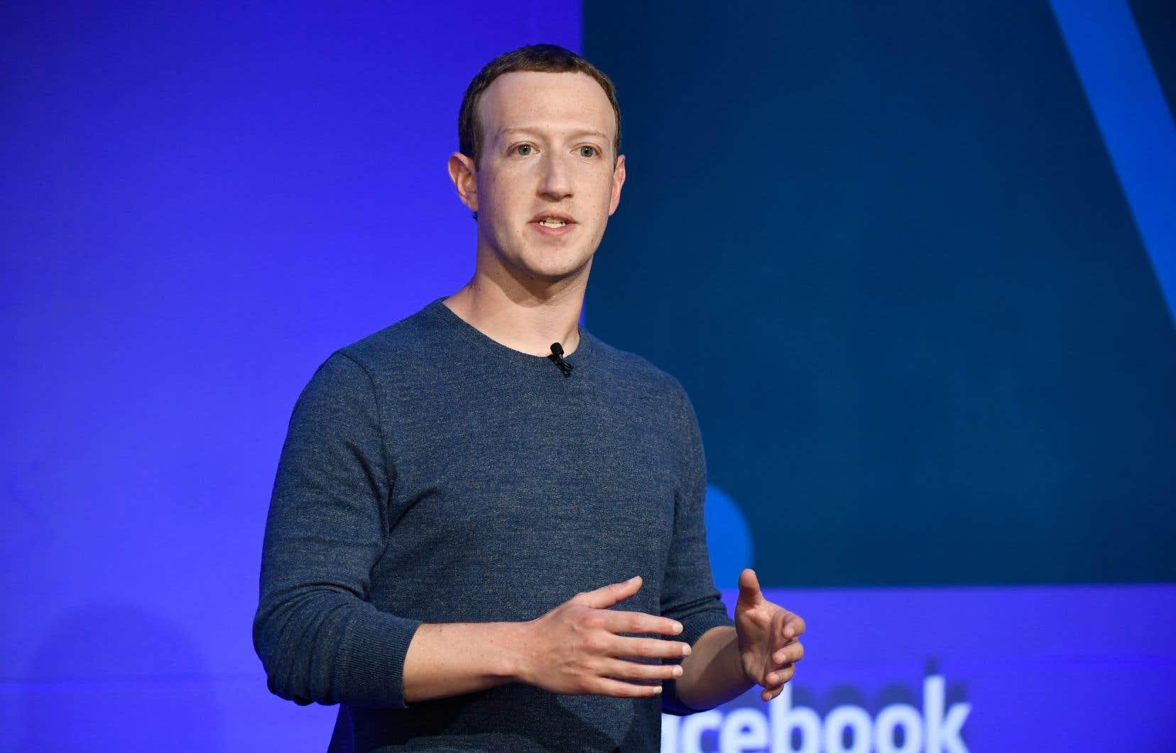 Selon Mark Zuckerberg, 10 à 15 % des utilisateurs de Facebook seraient intéressés par un nouvel espace consacré à l'actualité.