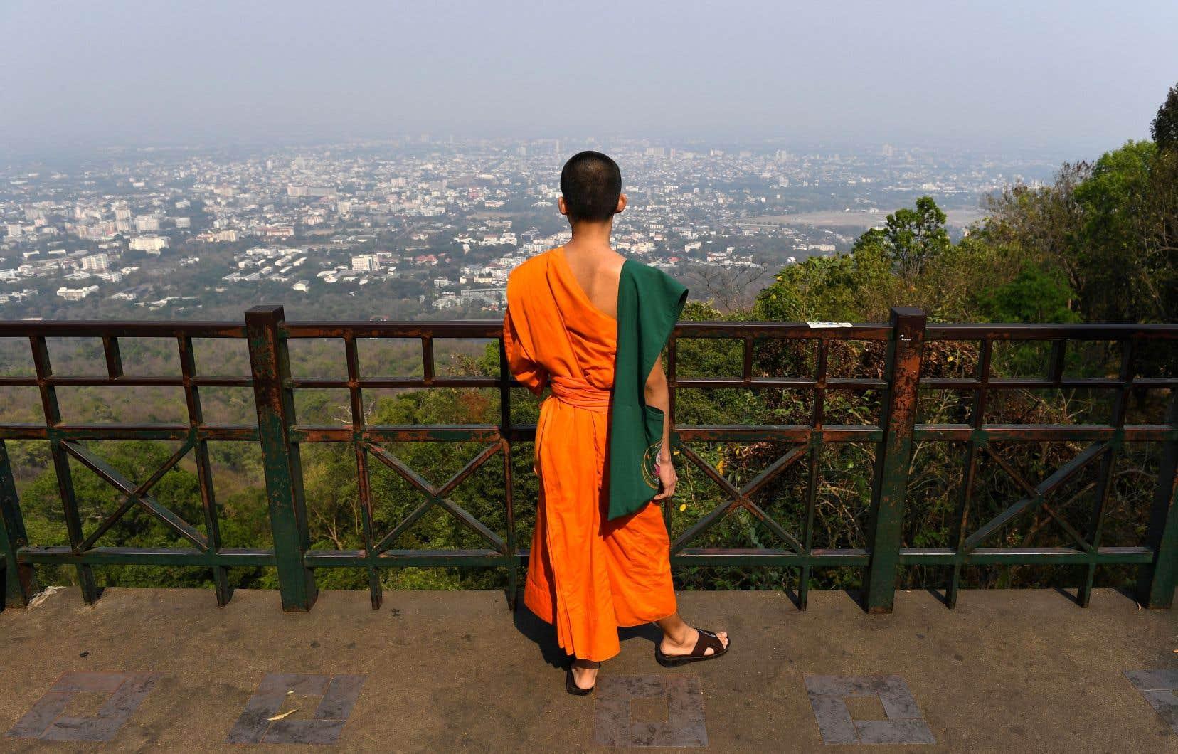 Le fait que Chiang Mai soit recouverte par un nuage de pollution n'est pas nouveau, mais ce dernier est de plus en plus toxique et s'installe de plus en plus longtemps.