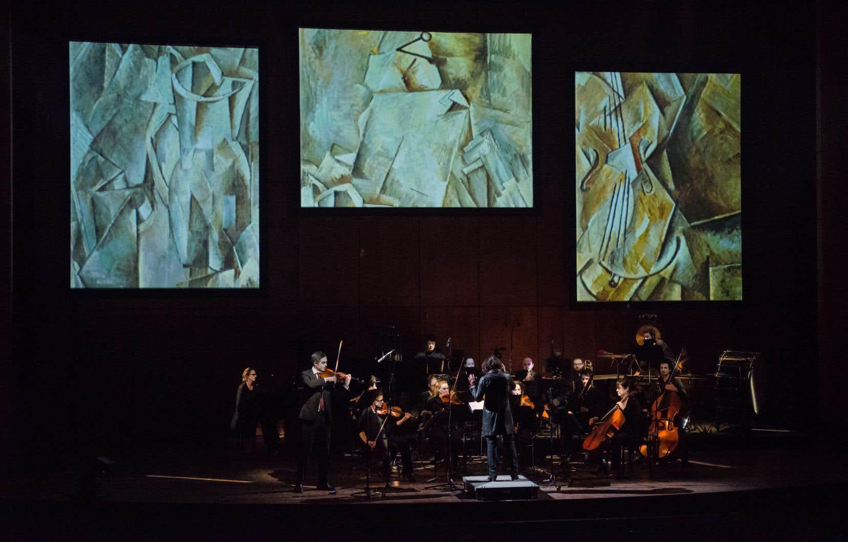 «Stylus Phantasticus»était, ici, refondu et centré autour de la seule figure du compositeur Jean Lesage, dont les compositions étaient mises en parallèle avec de grands mouvements de la peinture, dont le cubisme et le surréalisme.