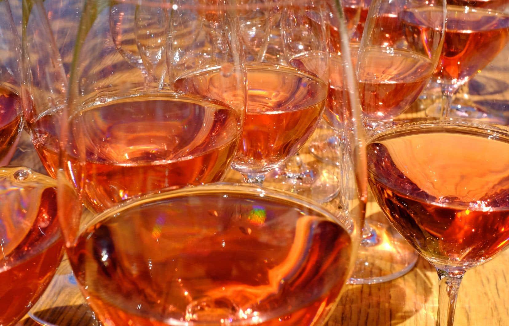 Il faudrait extirper le vin rosé de ce foutu contexte qui veut qu'il ne se boive que l'été.