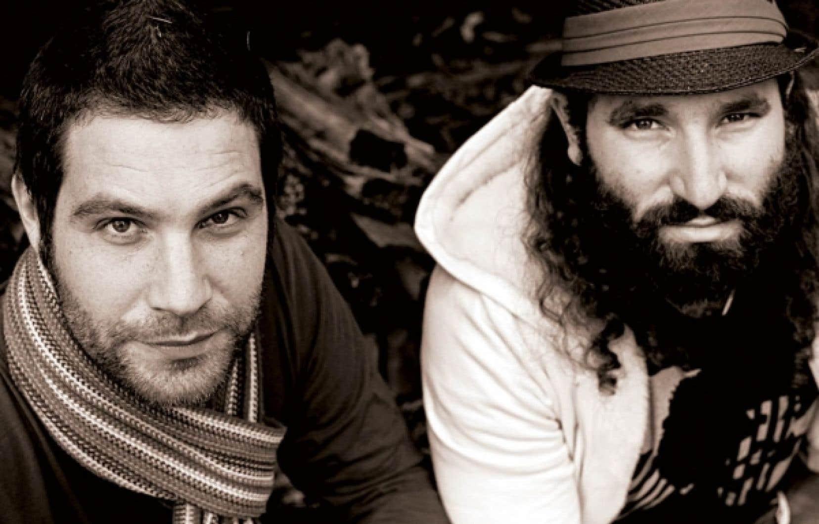 Les Américano-Israéliens de la formation The Moshav Band livreront leur pop-rock klezmer «à la Pearl Jam» à L'Astral le 2 septembre.