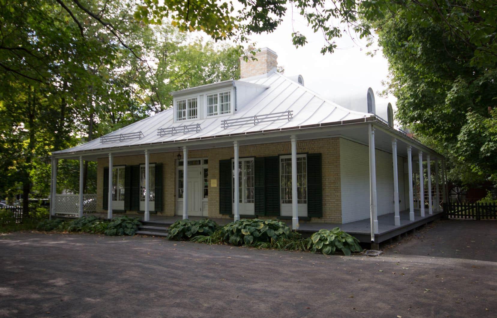 La maison Henry-Stuart à Québec