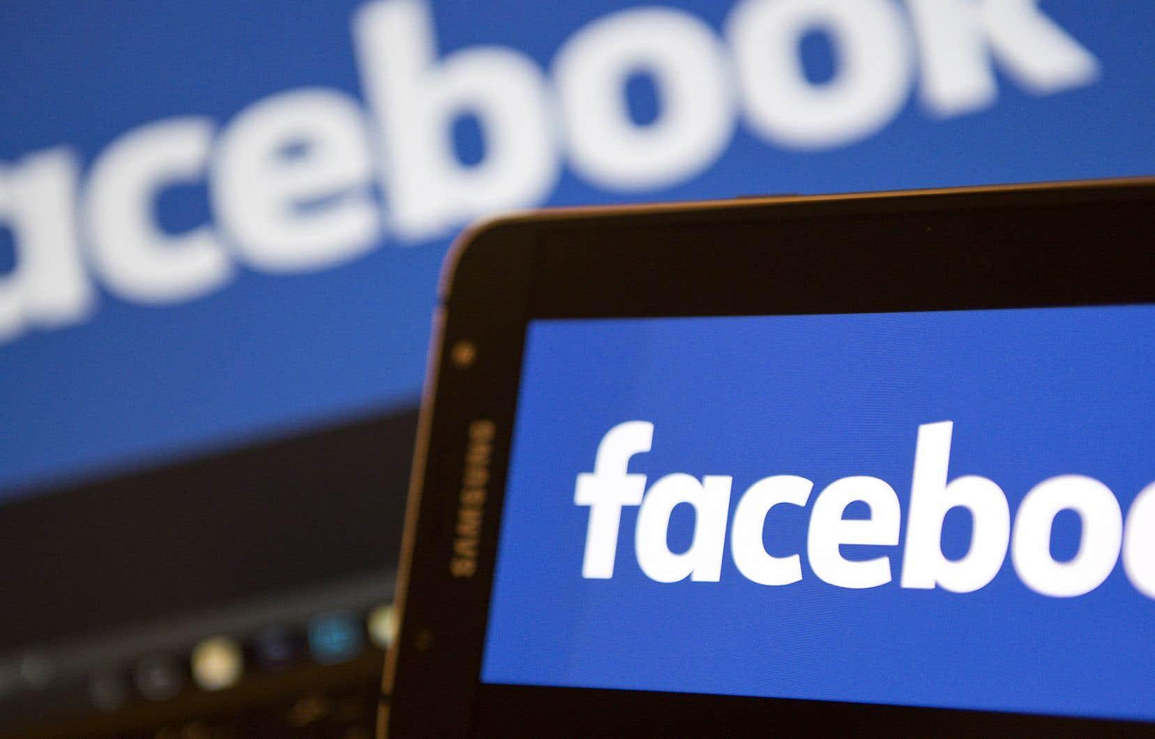 «Notre travail contre la haine organisée se poursuit et nous continuerons d'examiner les personnes, les pages, les groupes et le contenu en fonction de nos normes communautaires», a déclaré Facebook.