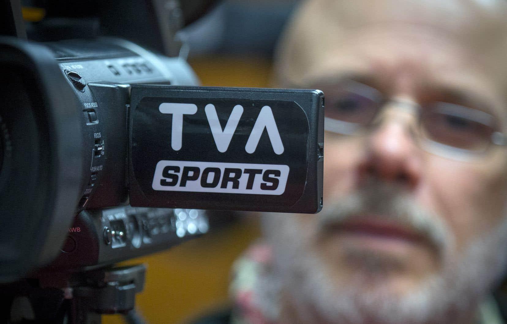 L'entreprise de Pierre Karl Péladeau privera mercredi soir les abonnés de Bell de sa chaîne TVA Sports, diffuseur francophone exclusif des matchs de la Coupe Stanley.
