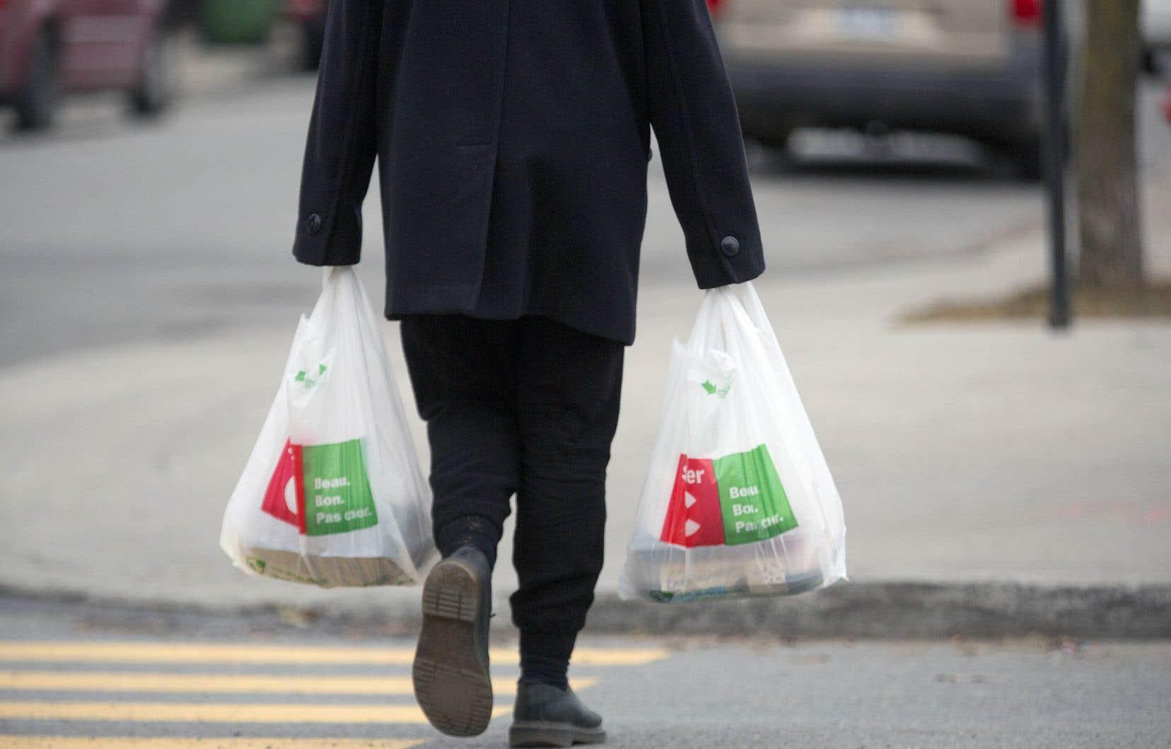<p>L'interdiction ne devrait pas entrer en vigueur avant six à douze mois, pour donner aux consommateurs le temps de prendre l'habitude d'apporter des sacs réutilisables.</p>