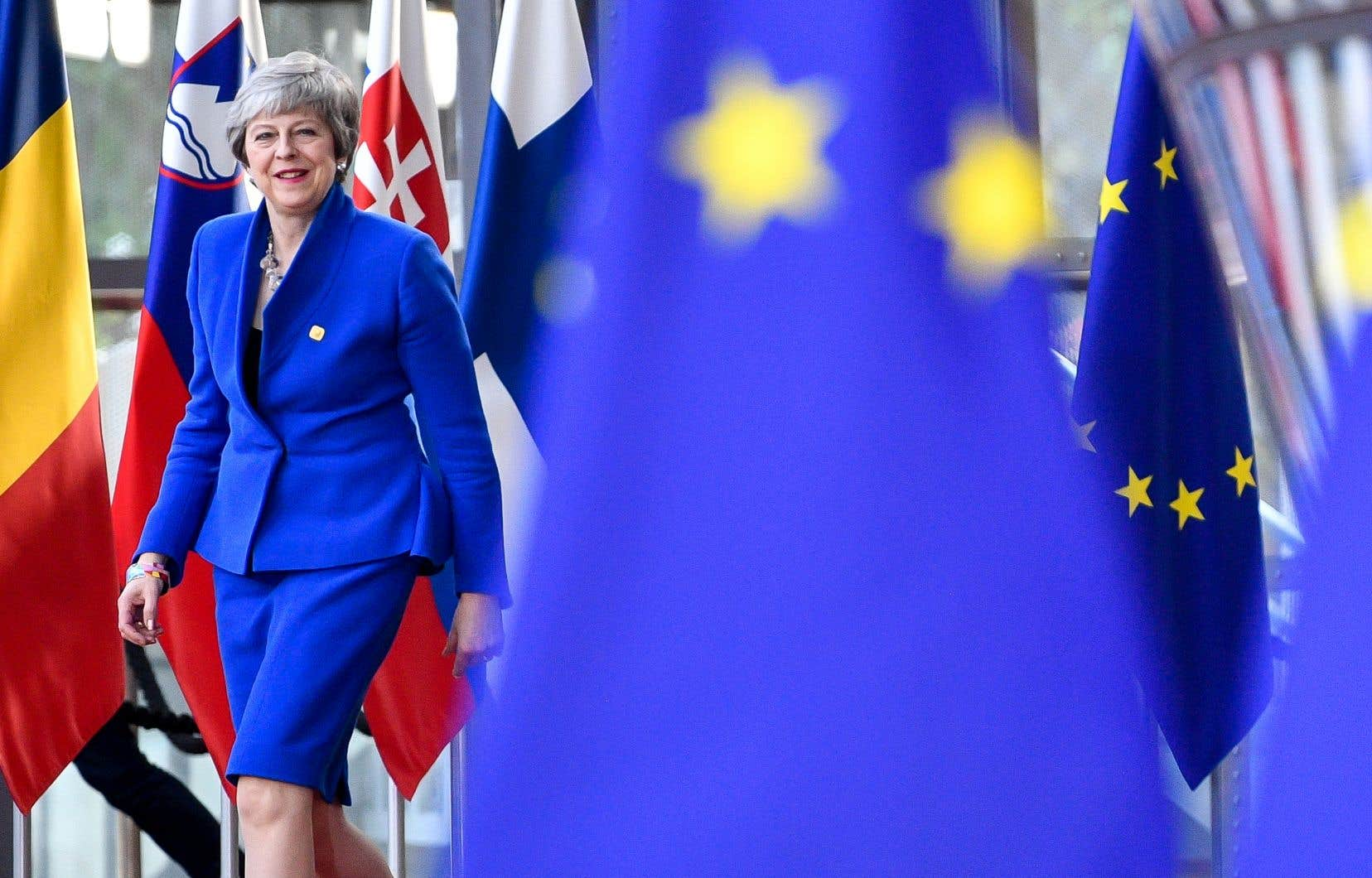 Theresa May a accepté la nouvelle échéance, le 31 octobre, proposée par l'Union européenne.
