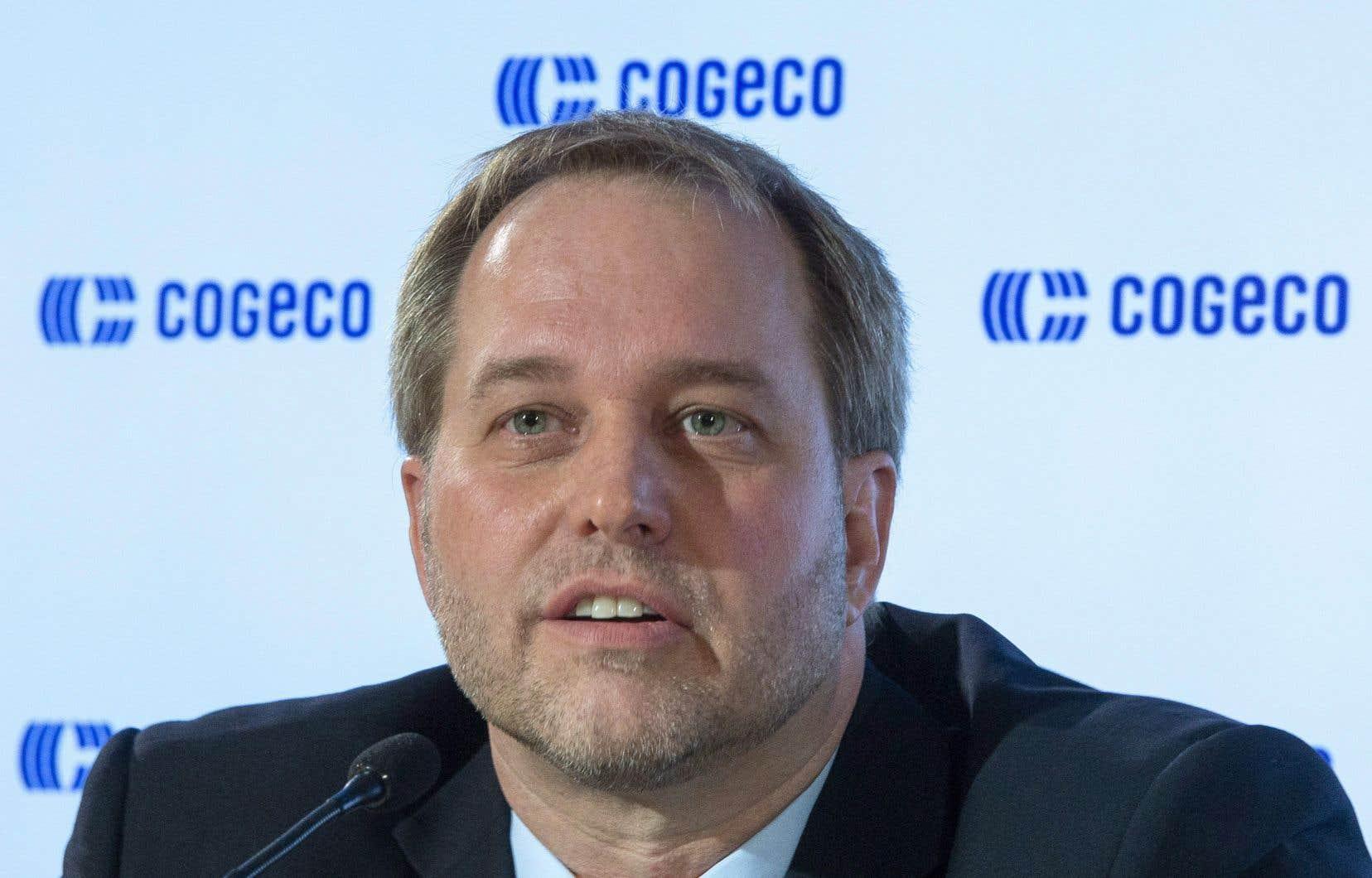 Le président et chef de la direction de Cogeco, Philippe Jetté,a assuré mercredi que la transition numérique au sein de la filiale Cogeco Communications, amorcée l'année dernière, est terminée.