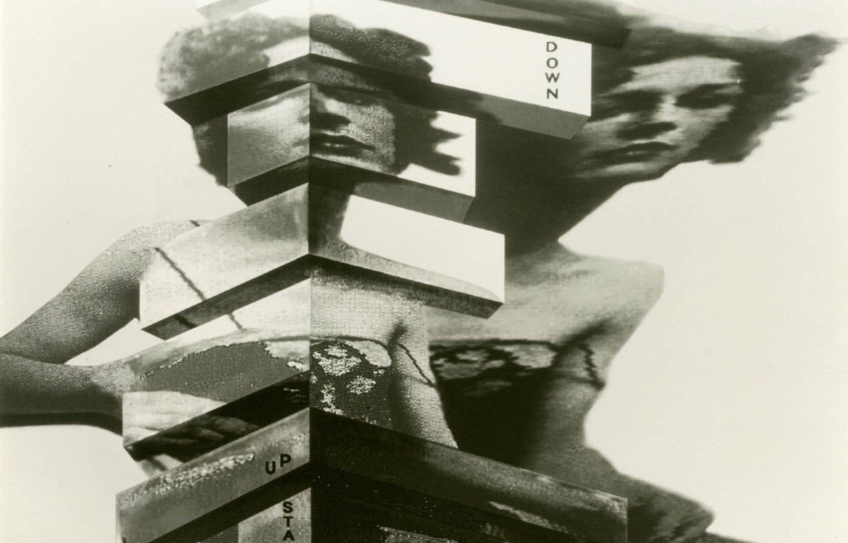 Valie Export, «Stand up. Sit down», 1989 (étude).