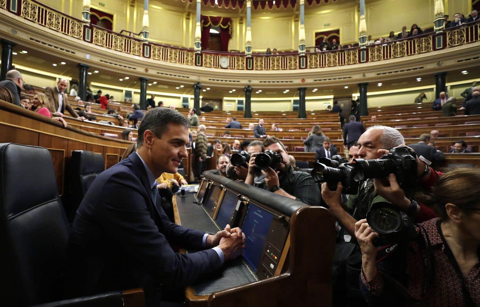 Le premier ministre espagnol, Pedro Sanchez, nie que ces pratiques aient perduré depuis qu'il a pris le pouvoir en juin dernier.