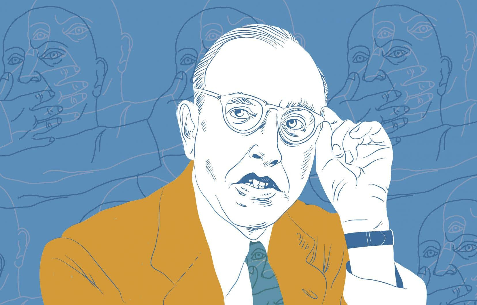 L'avocat et sociologue américain David Riesman a publié en 1950 l'ouvrage à succès «La foule solitaire».