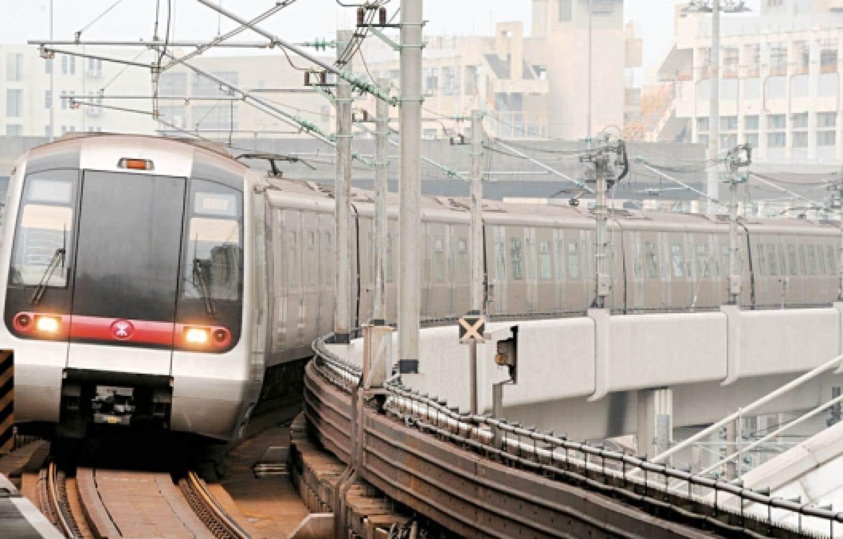 Selon un rapport de la Banque mondiale, la Chine développe l'une des industries ferroviaires les plus avancées au monde.