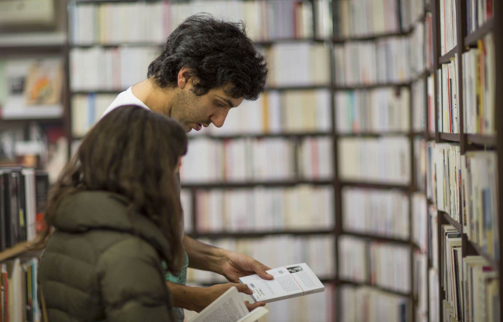 La littérature vient au second rang des ventes au Québec en 2018, derrière le livre jeunesse et devant le livre pratique.