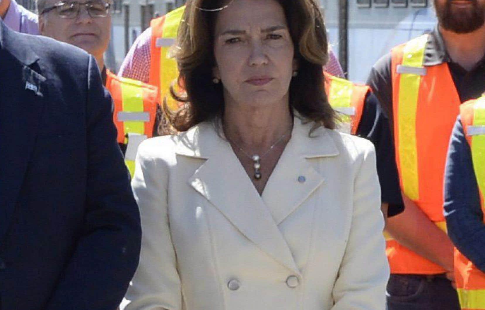 Économiste de formation, Mme Boisvert était depuis 2012 vice-présidente de la Caisse de dépôt et placement du Québec, d'abord responsable des affaires publiques avant de s'occuper du rayonnement des affaires.