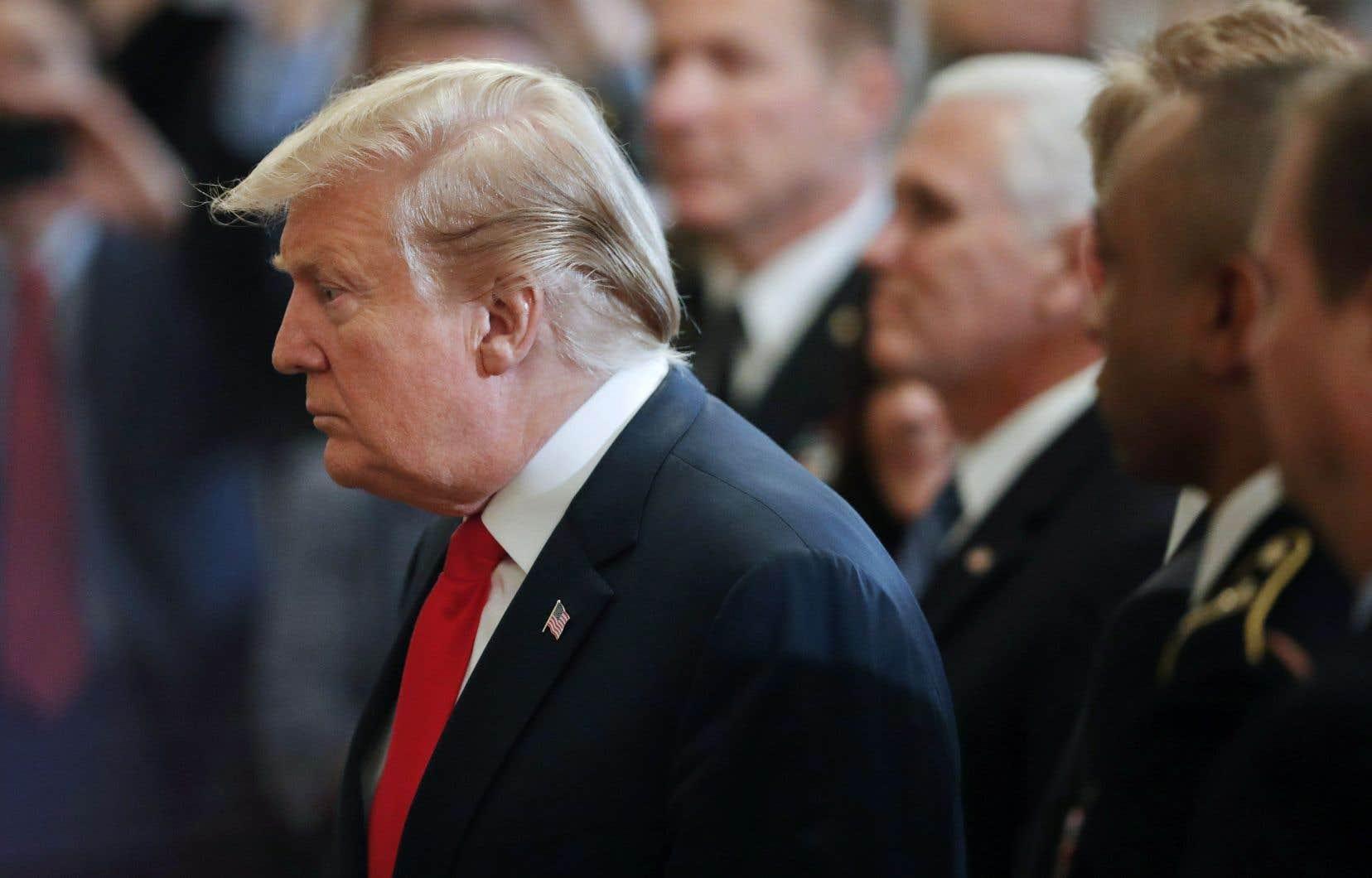 M. «Mueller a placé la prochaine étape entre les mains du Congrès», a écrit Elizabeth Warren sur Twitter.