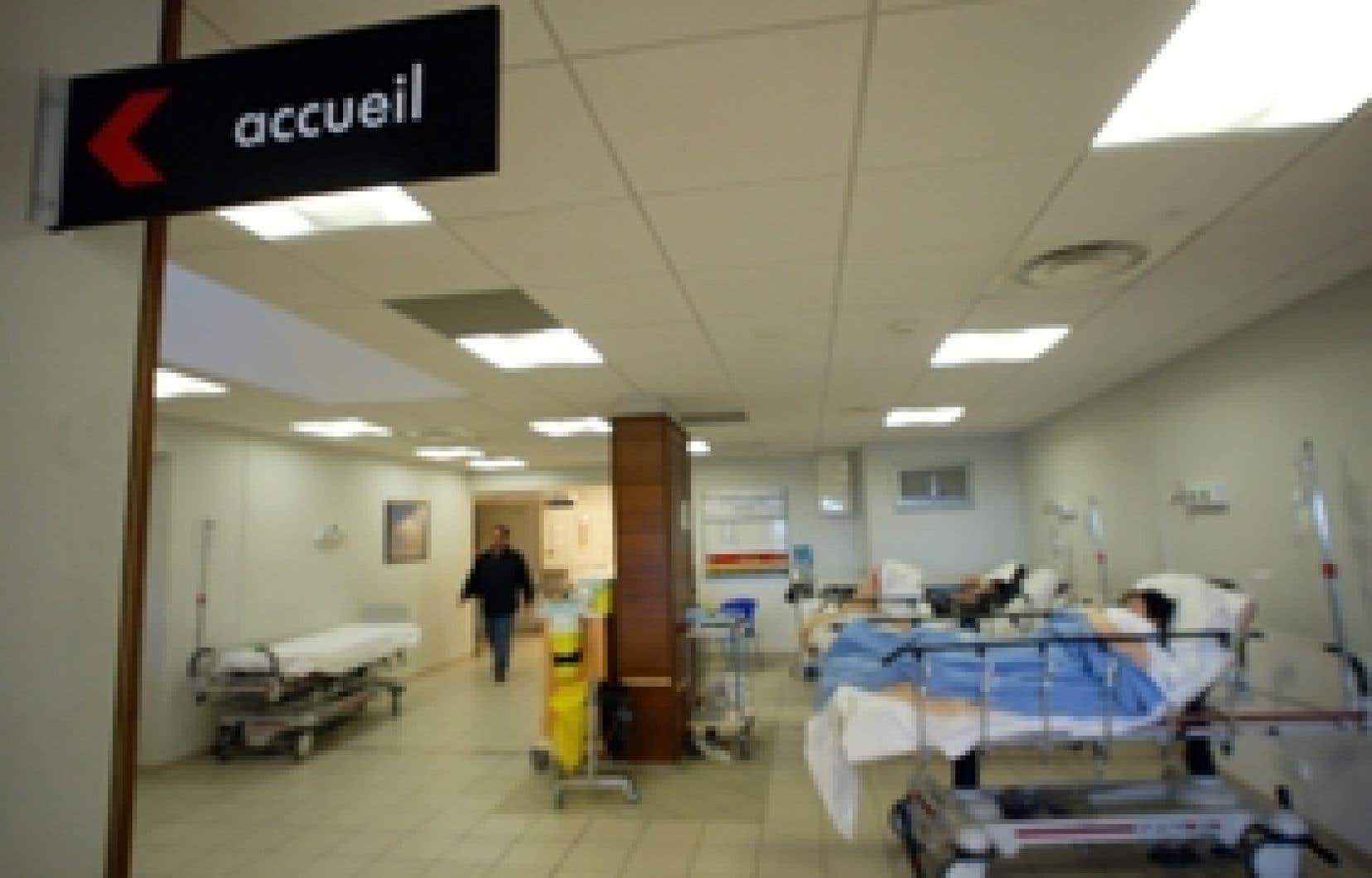 La présence de cas d'une maladie associée à C. difficile dans un hôpital ne signifie pas que cet hôpital n'est pas sécuritaire.