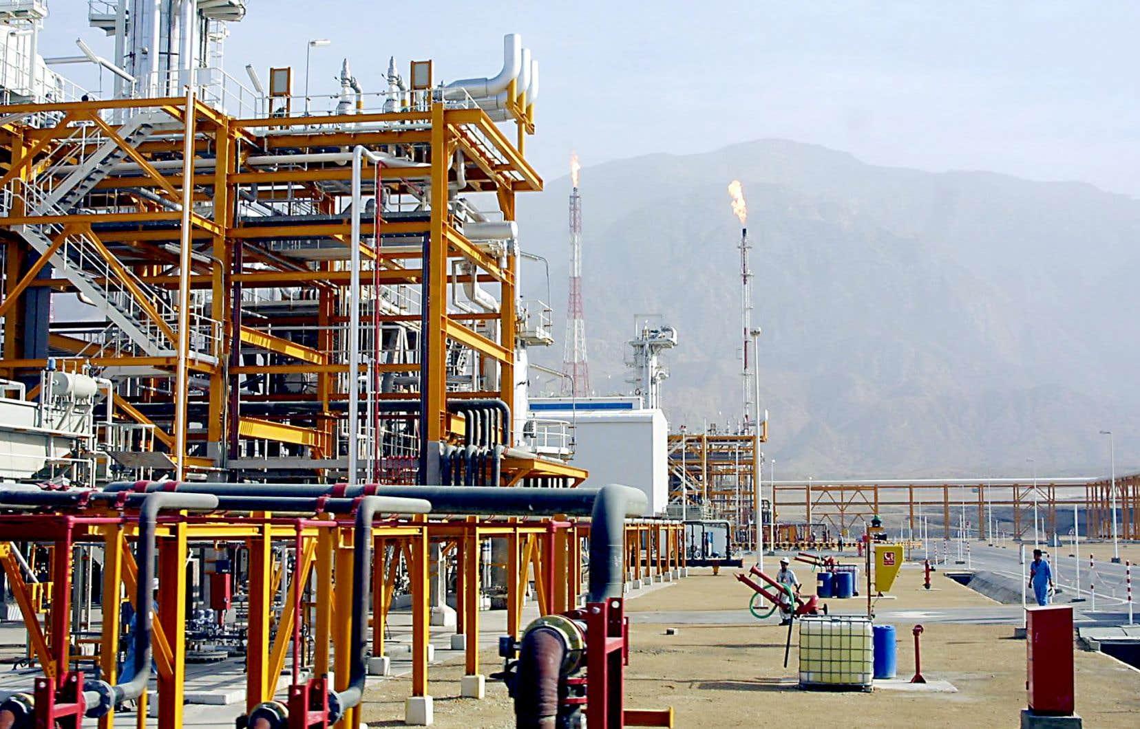 Les sanctions américaines sont «illégales dans leur principe même», a réaffirmé lundi le gouvernement iranien.