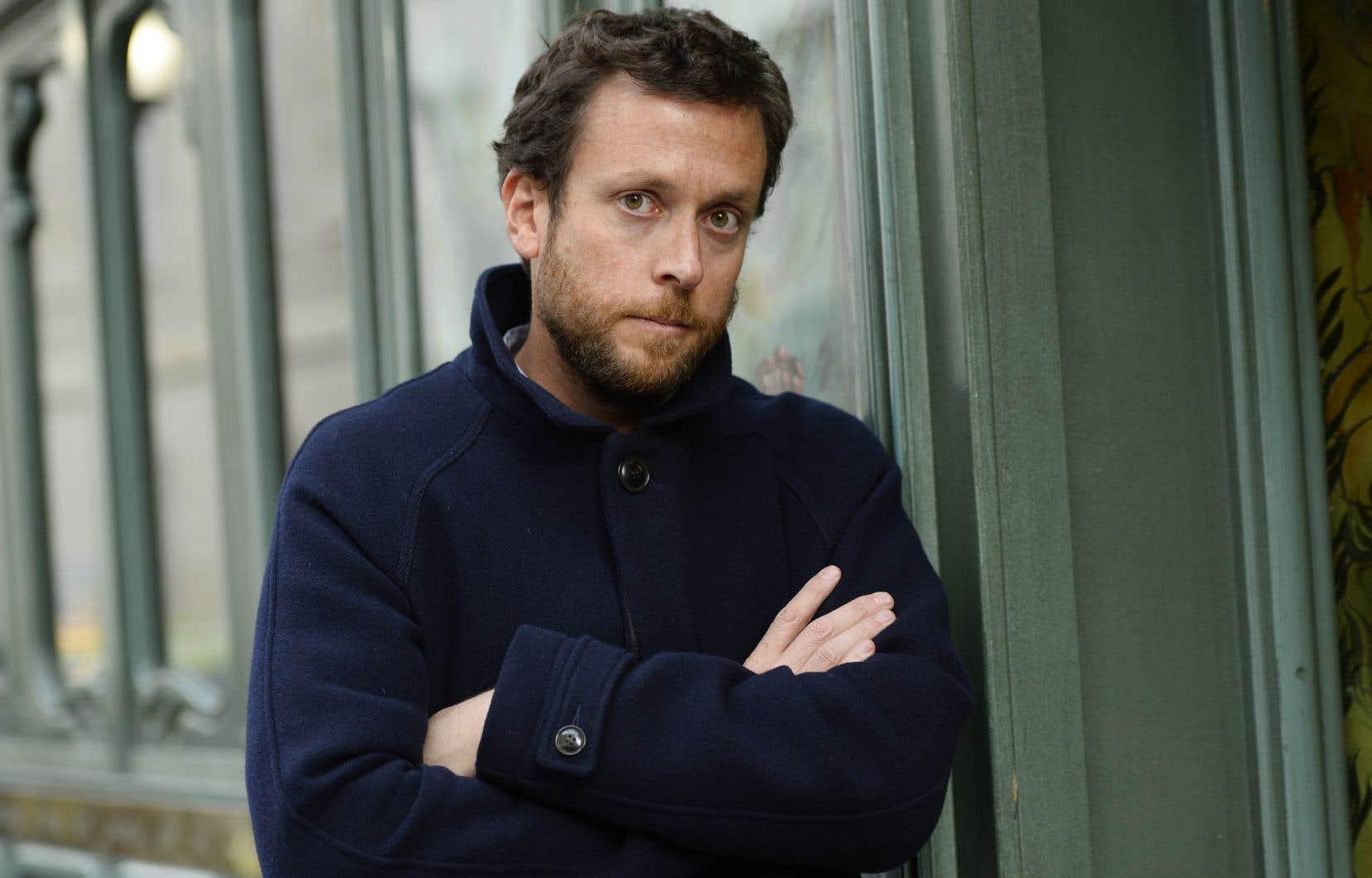 Le réalisateur belgeJoachim Lafosse