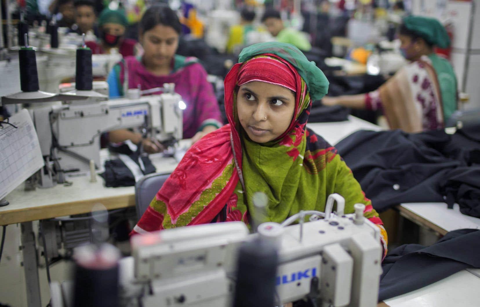 La journée du 24 avril est encore soulignée pour dénoncer les effets de la mondialisation capitaliste et patriarcale sur les femmes du monde entier.