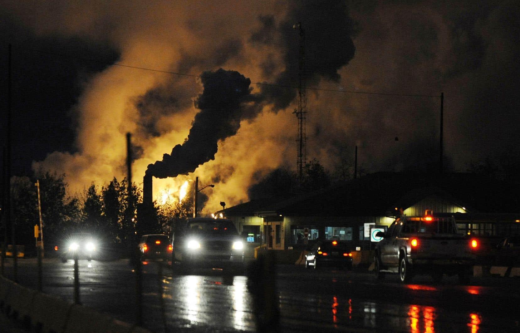 L'été dernier, les chercheurs d'Environnement Canada ont survolé à nouveau la région de Fort McMurray, se concentrant cette fois sur des sites d'extraction in situ. Les résultats devraient être publiés dans quelques années.