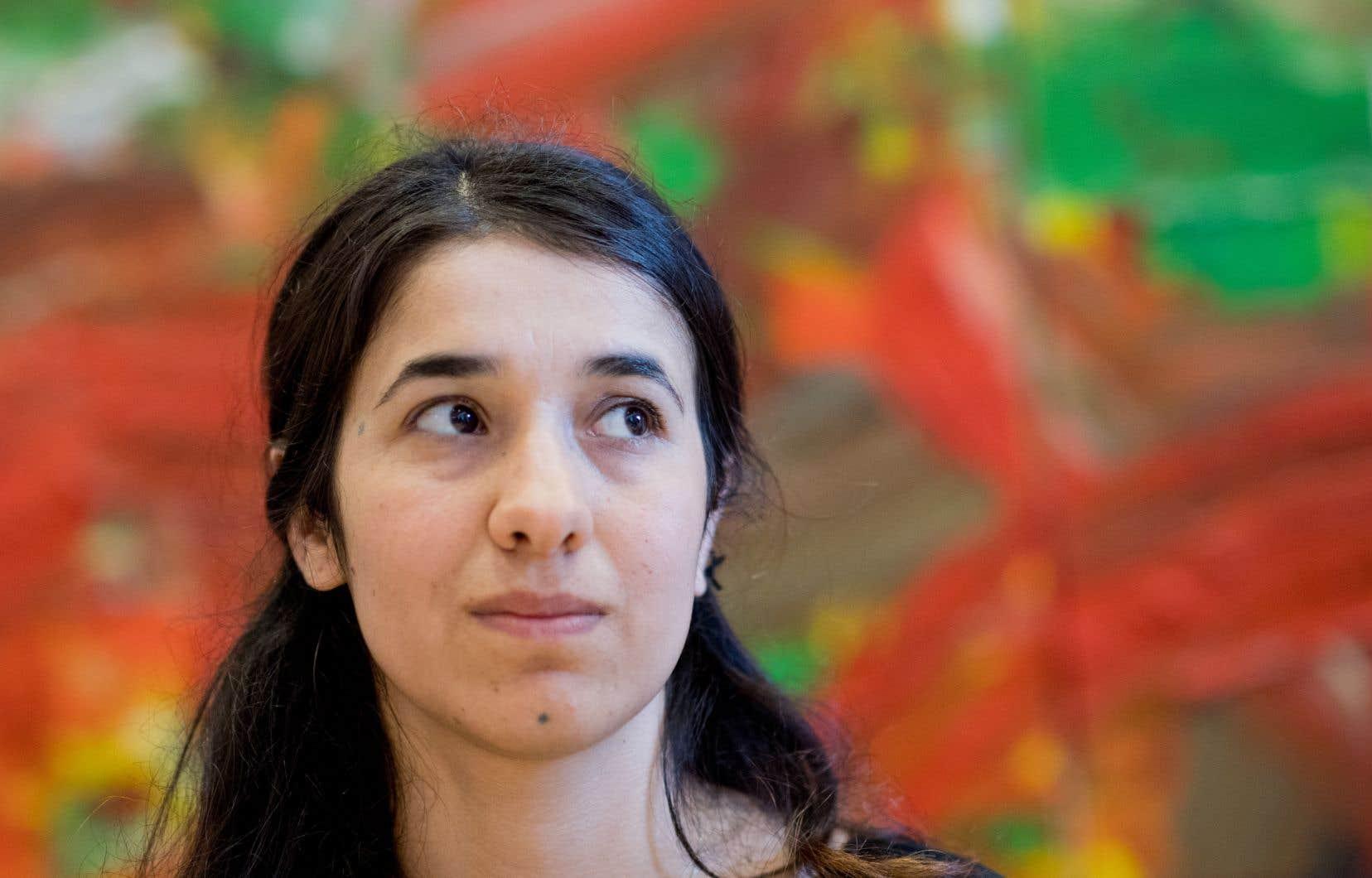 La militante yazidie Nadia Murad a déploré mardi qu'aucune action concrète en appui aux victimes de violences sexuelles ne découle des discours à l'ONU.