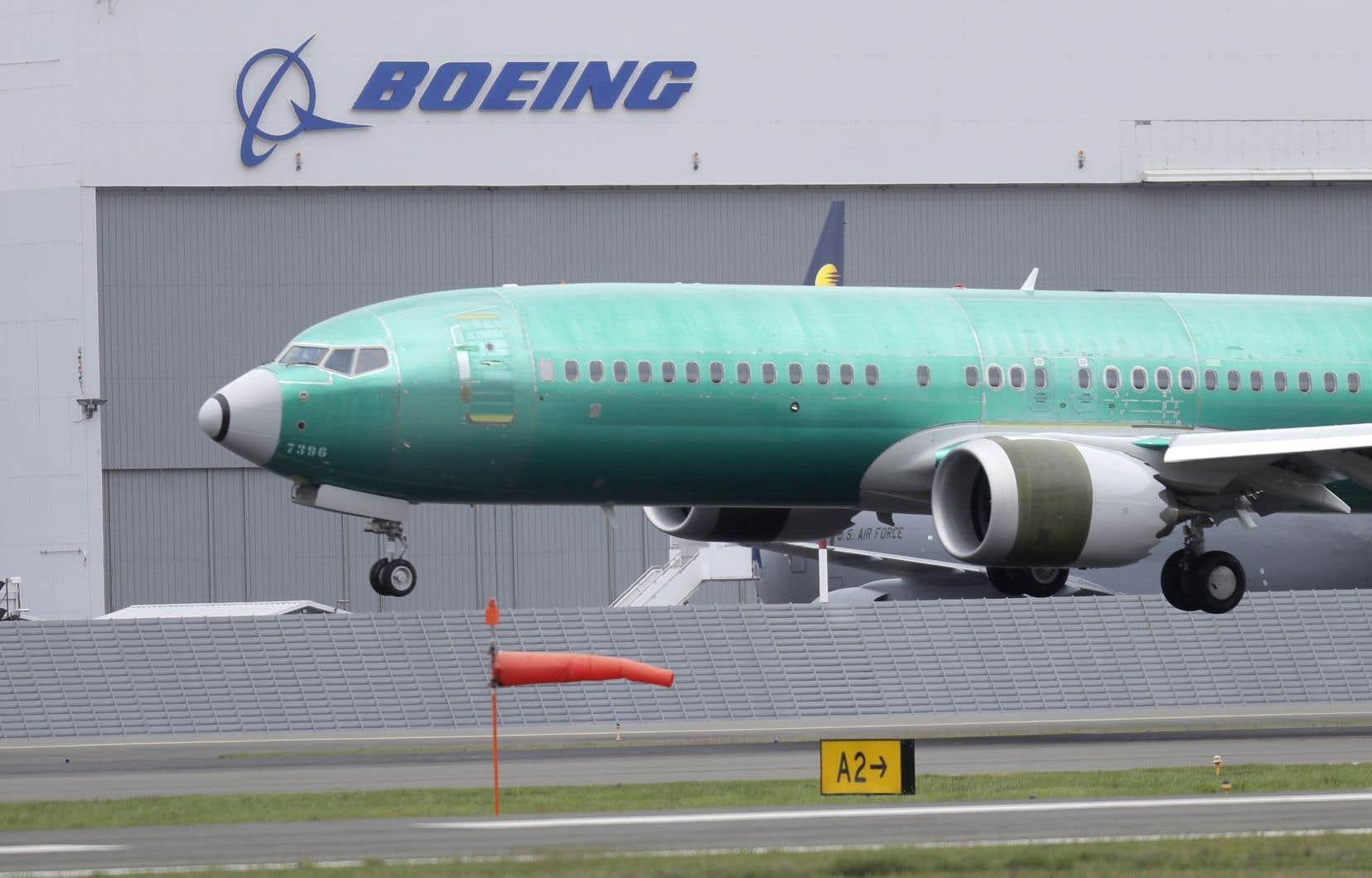 Boeing n'a pas encore soumis la mise à jour du MCAS à l'agence fédérale de l'aviation américaine (FAA), chargée de donner son feu vert à un retour dans le ciel du 737 MAX.