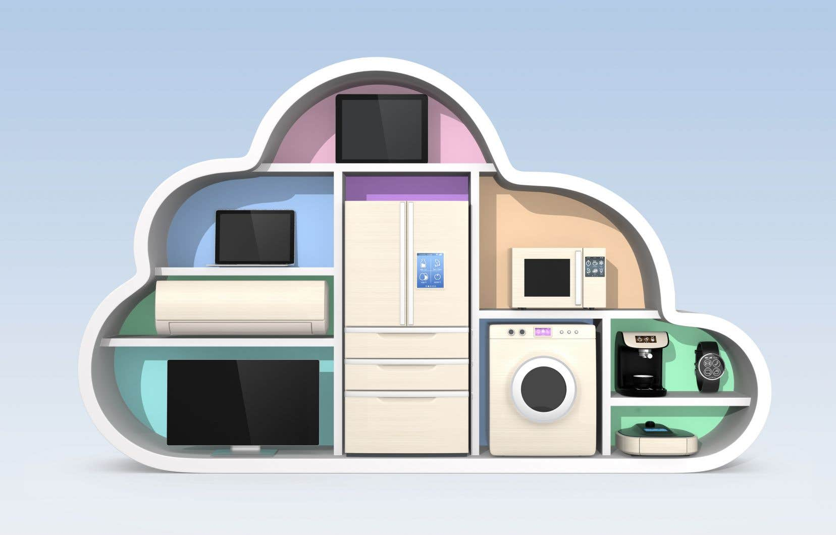 Du point de vue des consommateurs, ils sont 55% à être enthousiastes et à vouloir que ces technologies soient intégrées de manière à rendre les maisons intelligentes.