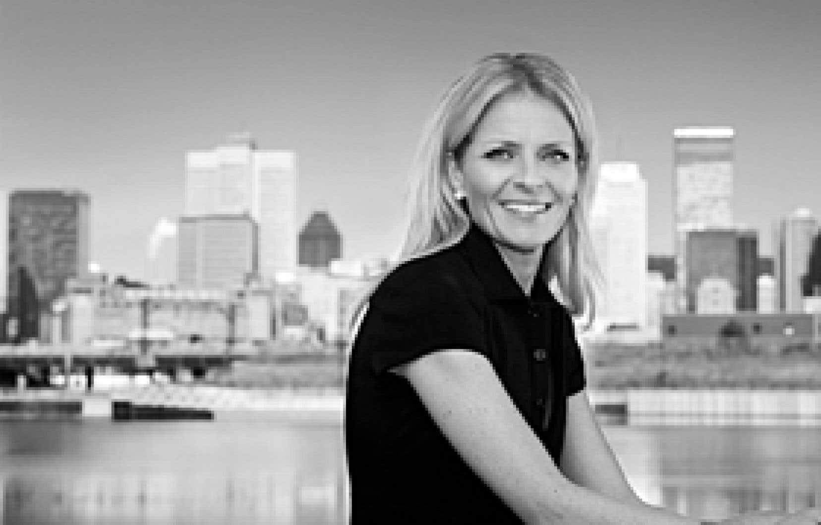 Isabelle Hudon, présidente et chef de la direction de la Chambre de commerce du Montréal métropolitain