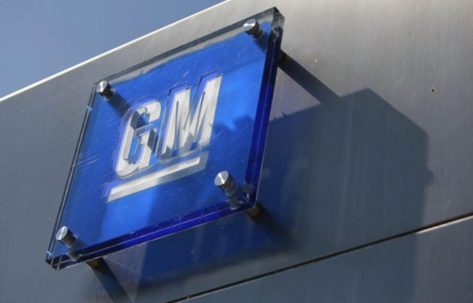 L'introduction de GM en Bourse pourrait être la plus grosse jamais réalisée sur le marché américain.<br />