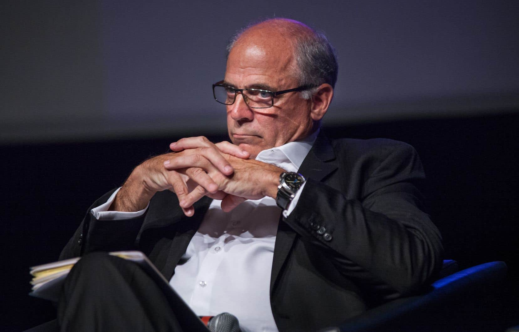 Pierre Fitzgibbon, en septembre 2018