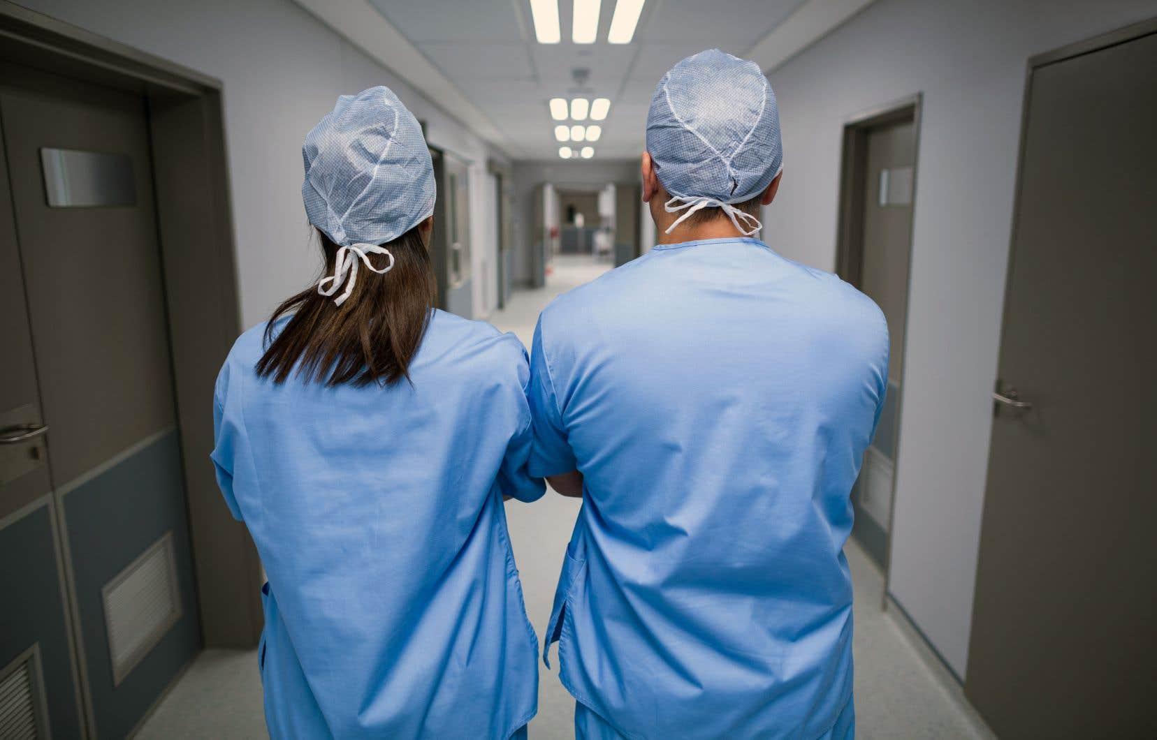 «D'abord, précisons qu'aucun médecin de famille au Québec ne reçoit une rémunération de 30000$ ou 60000$ pour travailler avec une IPS, comme certains tentent malheureusement de le laisser croire», mentionne l'auteur.