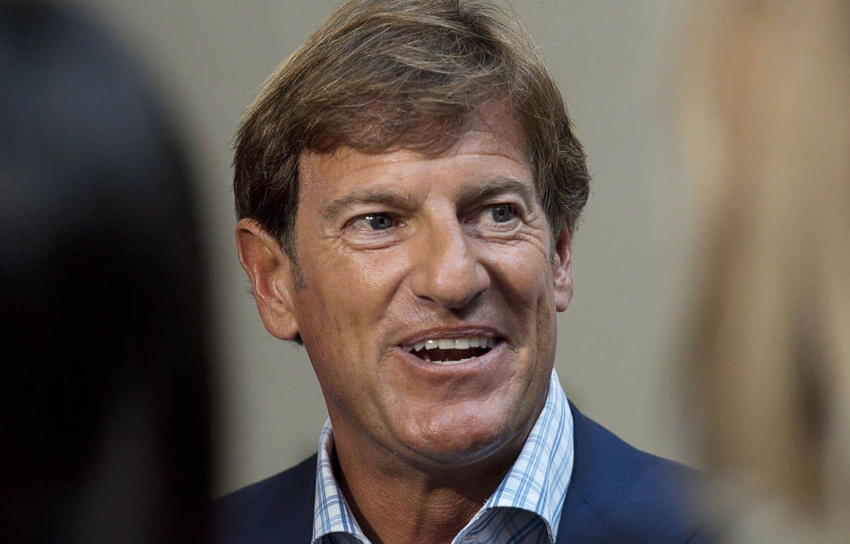 Stephen Bronfman a affirmé «à 100%» ne pas être impliqué dans l'acquisition du club de football.