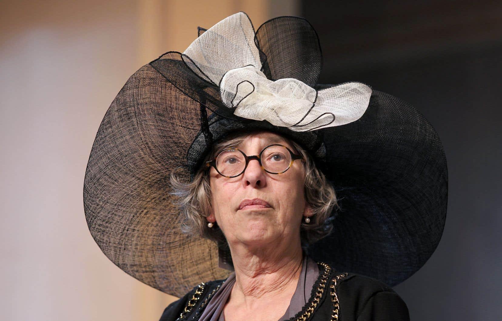 Anémone, Anne Bourguignon de son vrai nom, est décédée à 68 ans des suites d'une longue maladie.