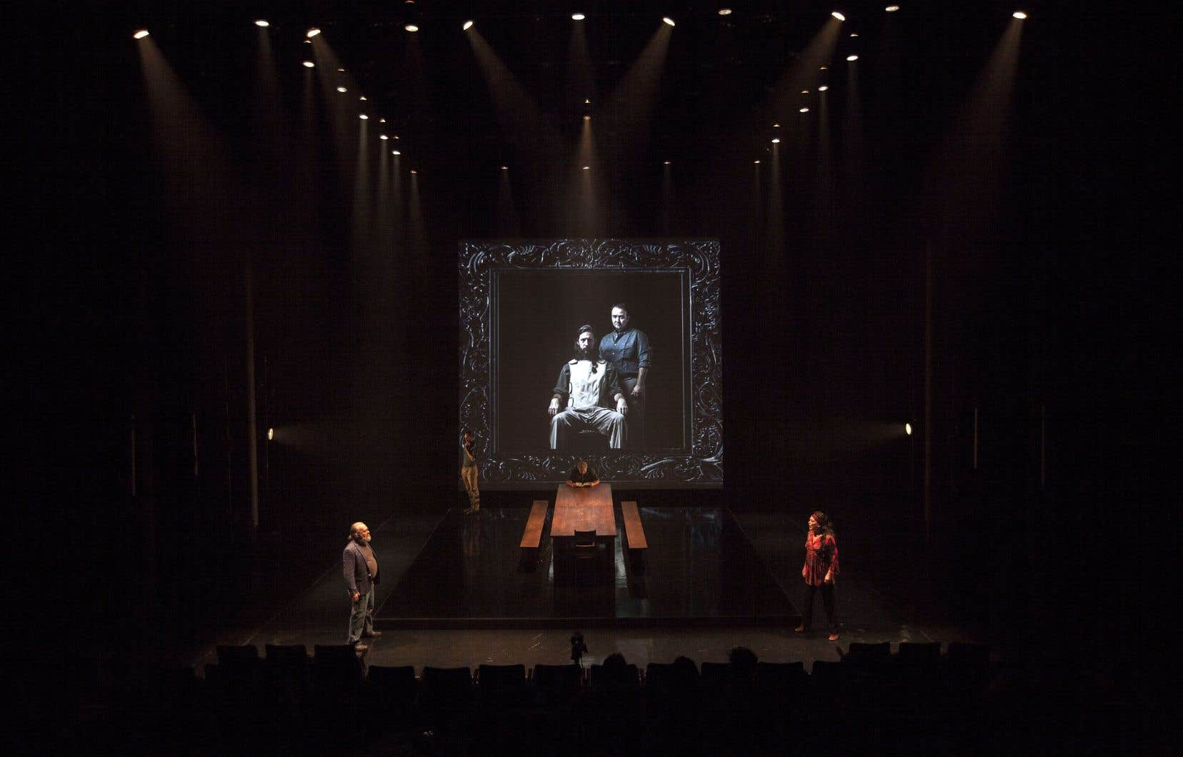 Le studio montréalais Silent Partners, qui collabore avec des artistes comme Taylor Swift et développe aussi des contenus originaux, a notamment assuré la production vidéo du spectacle «Five Kings», présenté à l'Espace Go en 2015.