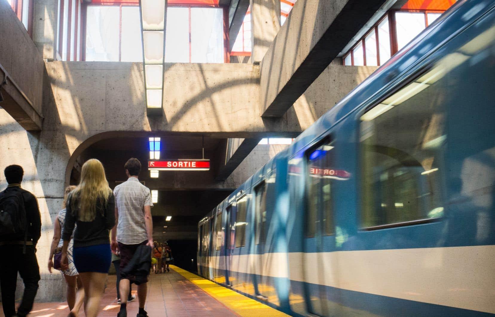Le remplacement des infrastructures du métro actuel est évalué à 12,6milliards.