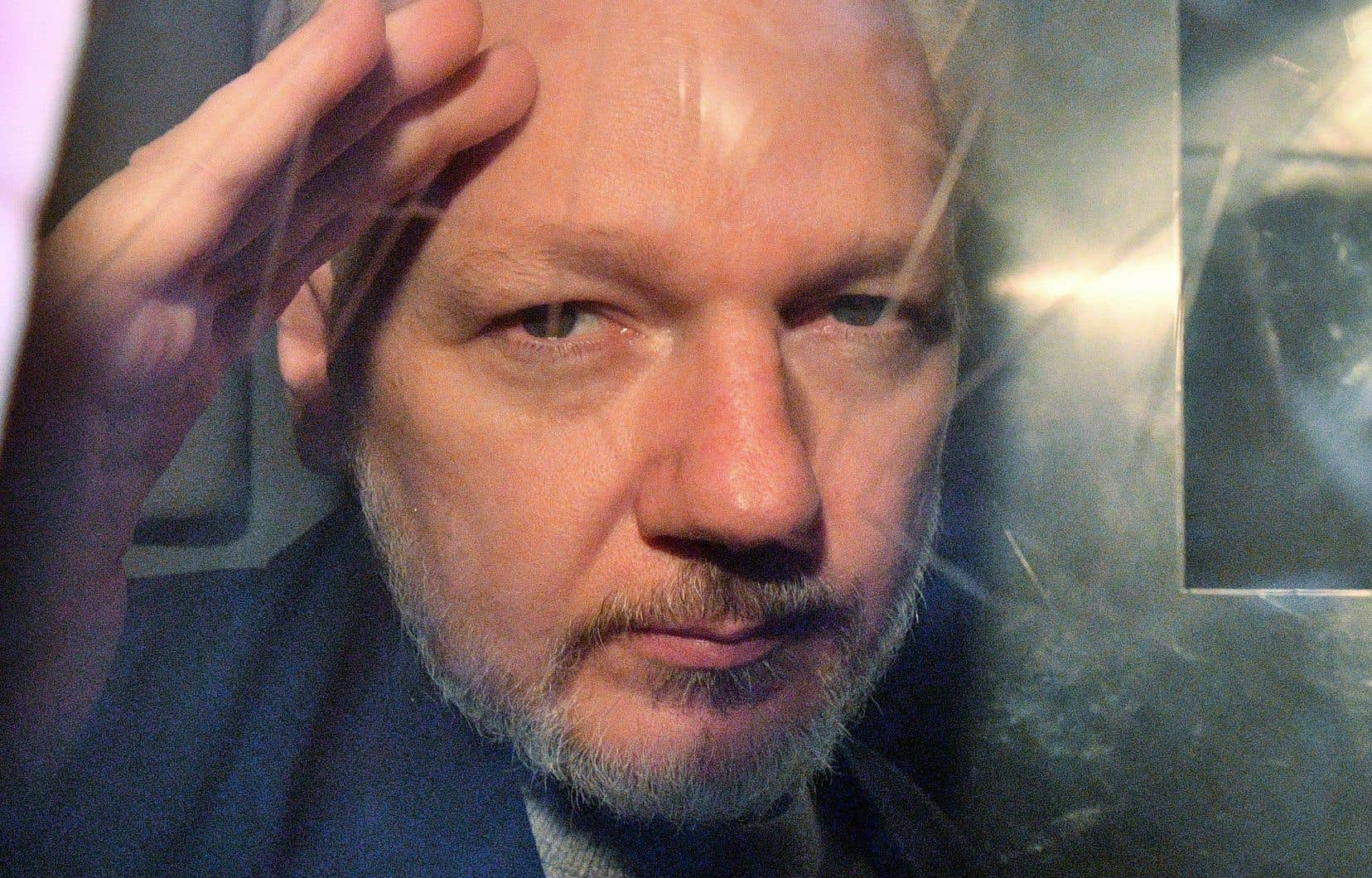 <p>La prochaine audience de Julian Assange a été fixée au 30mai.</p>