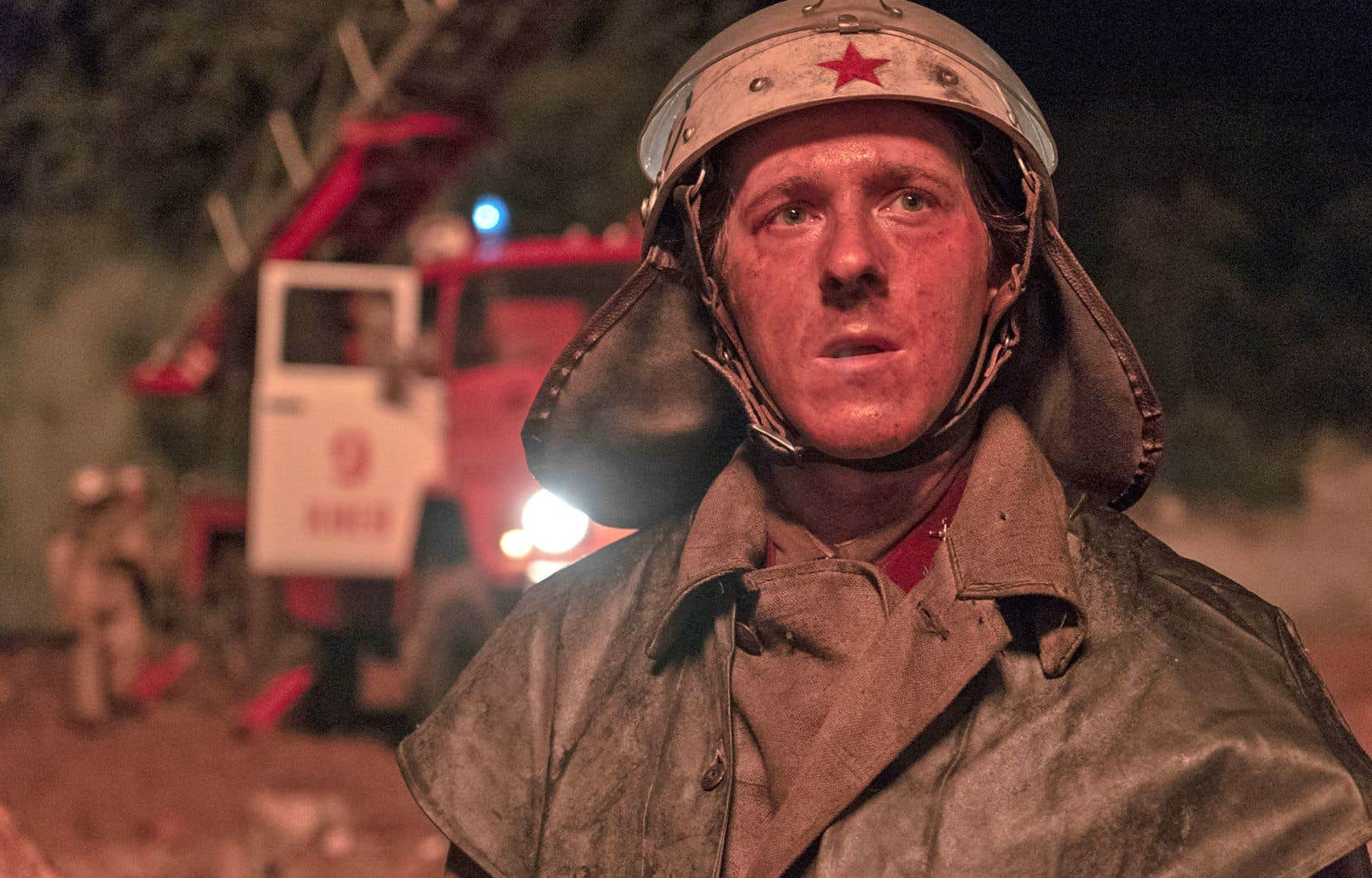 Les cinq épisodes de «Chernobyl» font le décompte des heures suivant l'accident en montrant juste ce qu'il faut, en laissant les scènes parler.