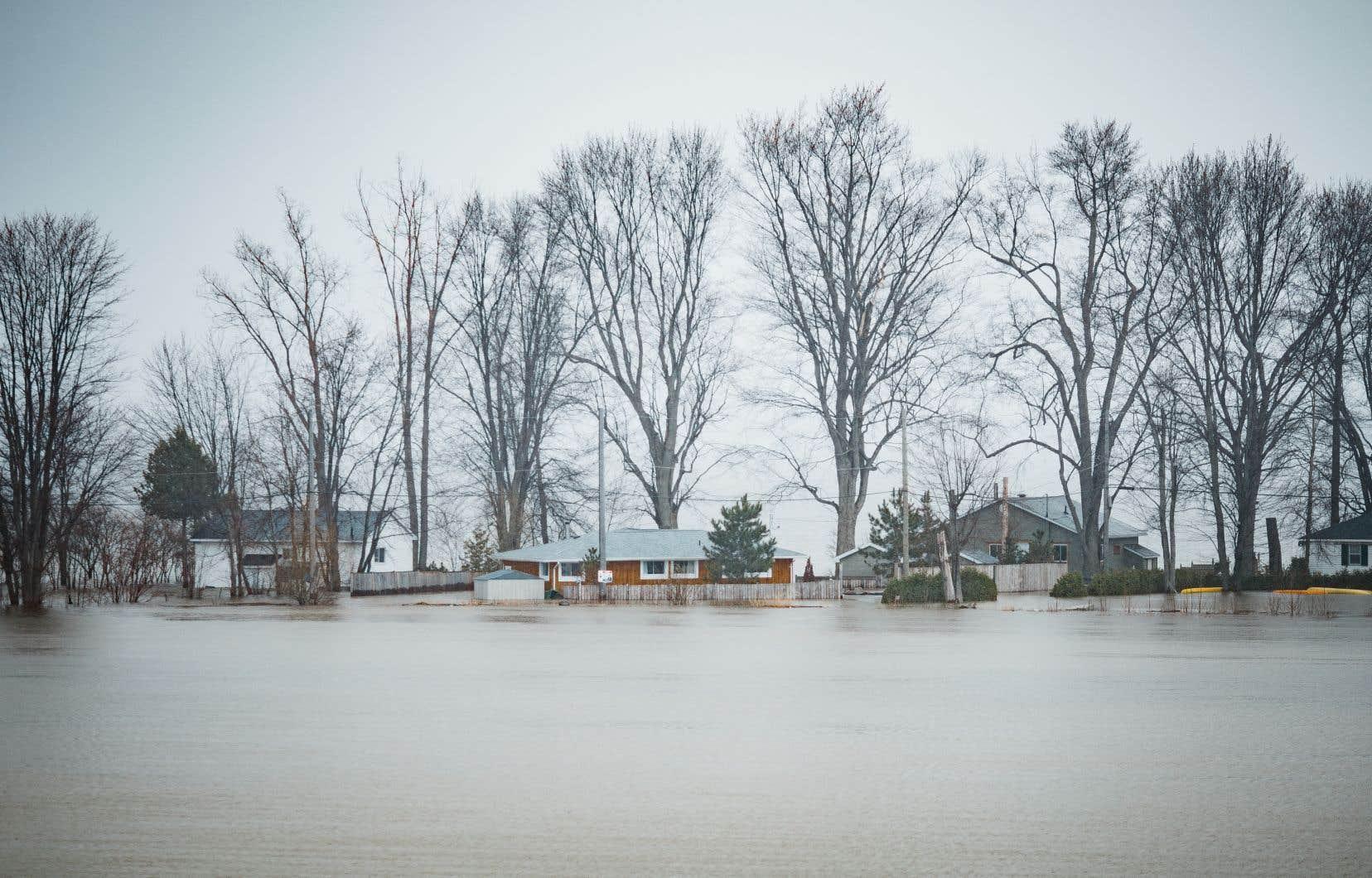 Les inondations printanières ont frappé plusieurs régions du Québec dans les dernières semaines, notamment l'Outaouais, la Beauce, la Mauricie, les Laurentides et Montréal.