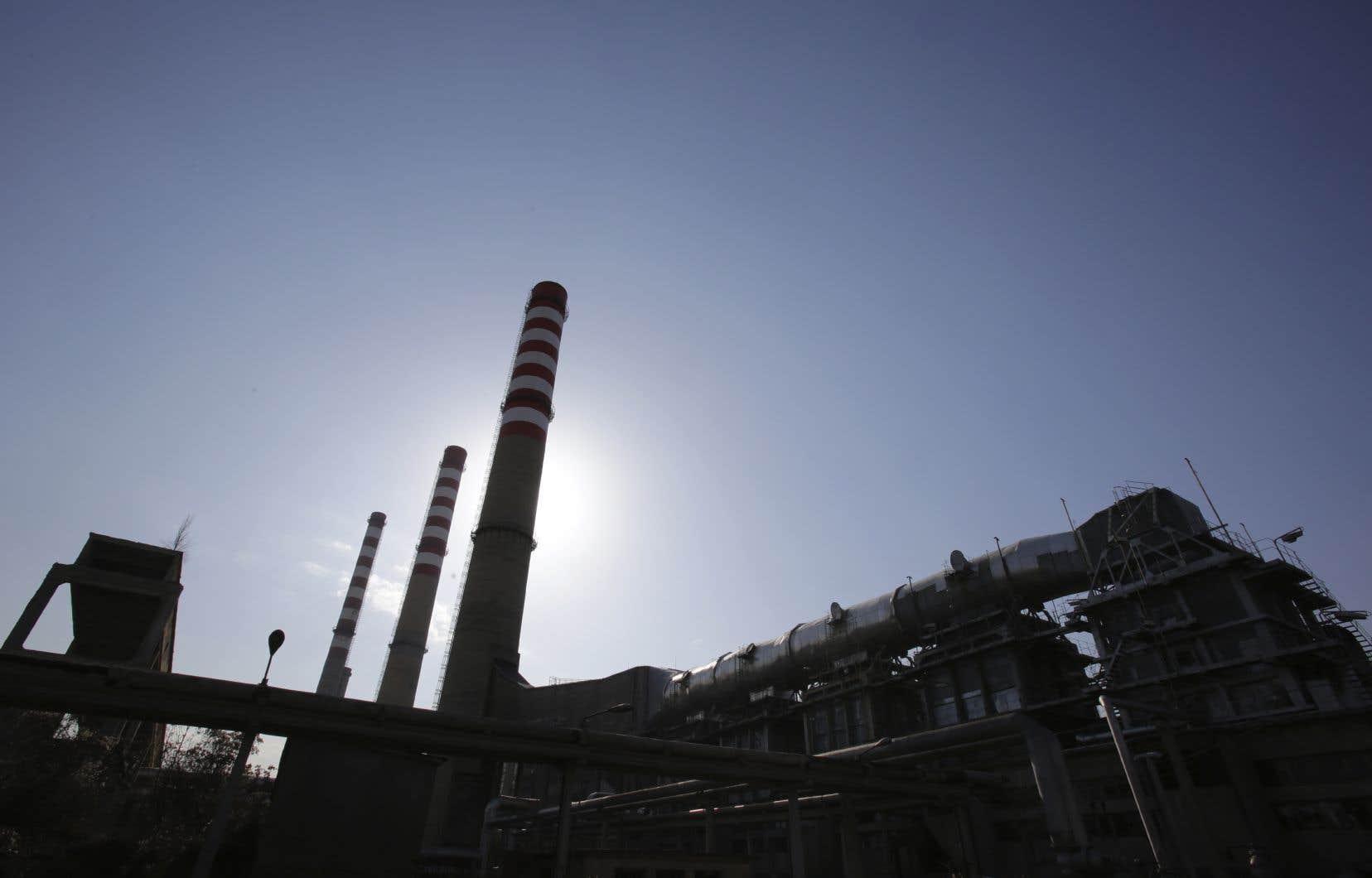 Les entreprises pétrolières et gazières présentes sur le territoire québécois détiennent actuellement un total de 261 permis couvrant 46277km² de territoire.