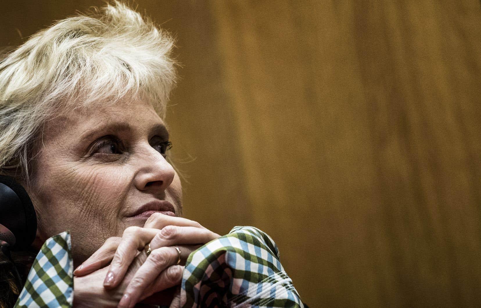 La psychanalyse et les neurosciences sont les sujets de prédilection de l'écrivaine américaine Siri Hustvedt.