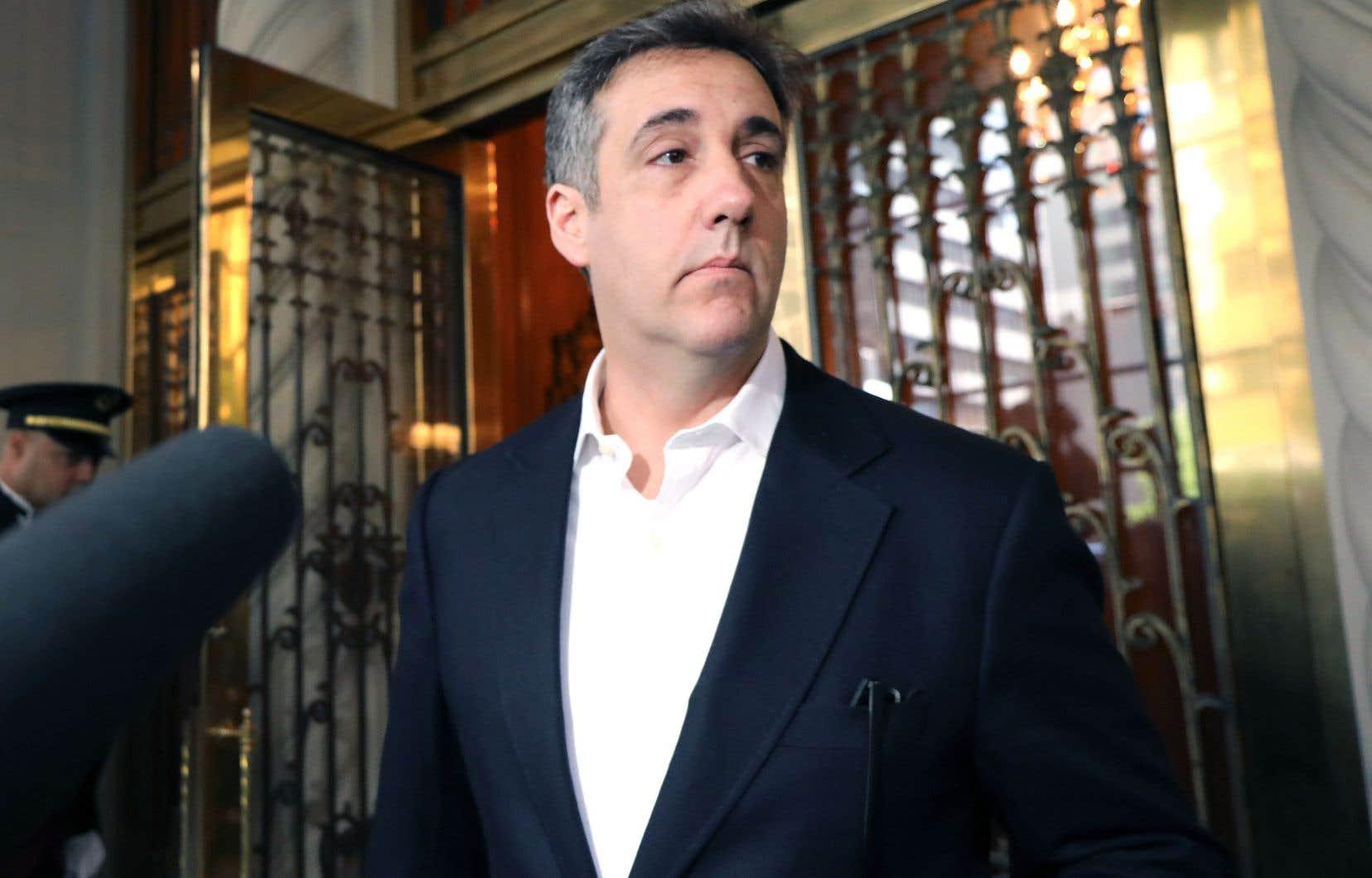 Michael Cohen n'a pas dit son dernier mot: il a évoqué devant le Congrès la possibilité d'écrire un livre et de faire adapter ses expériences à l'écran.