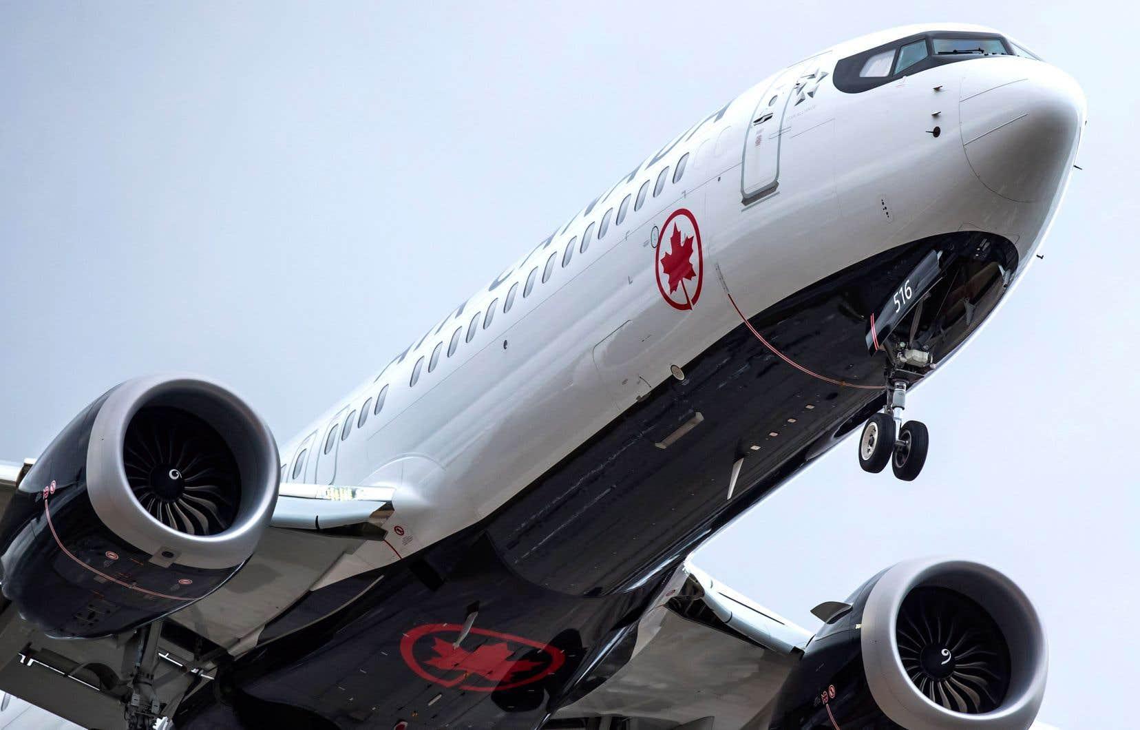 Au premier trimestre, Air Canada a annulé 8000 vols, dont 1600 sur ses liaisons à revenus plus élevés.