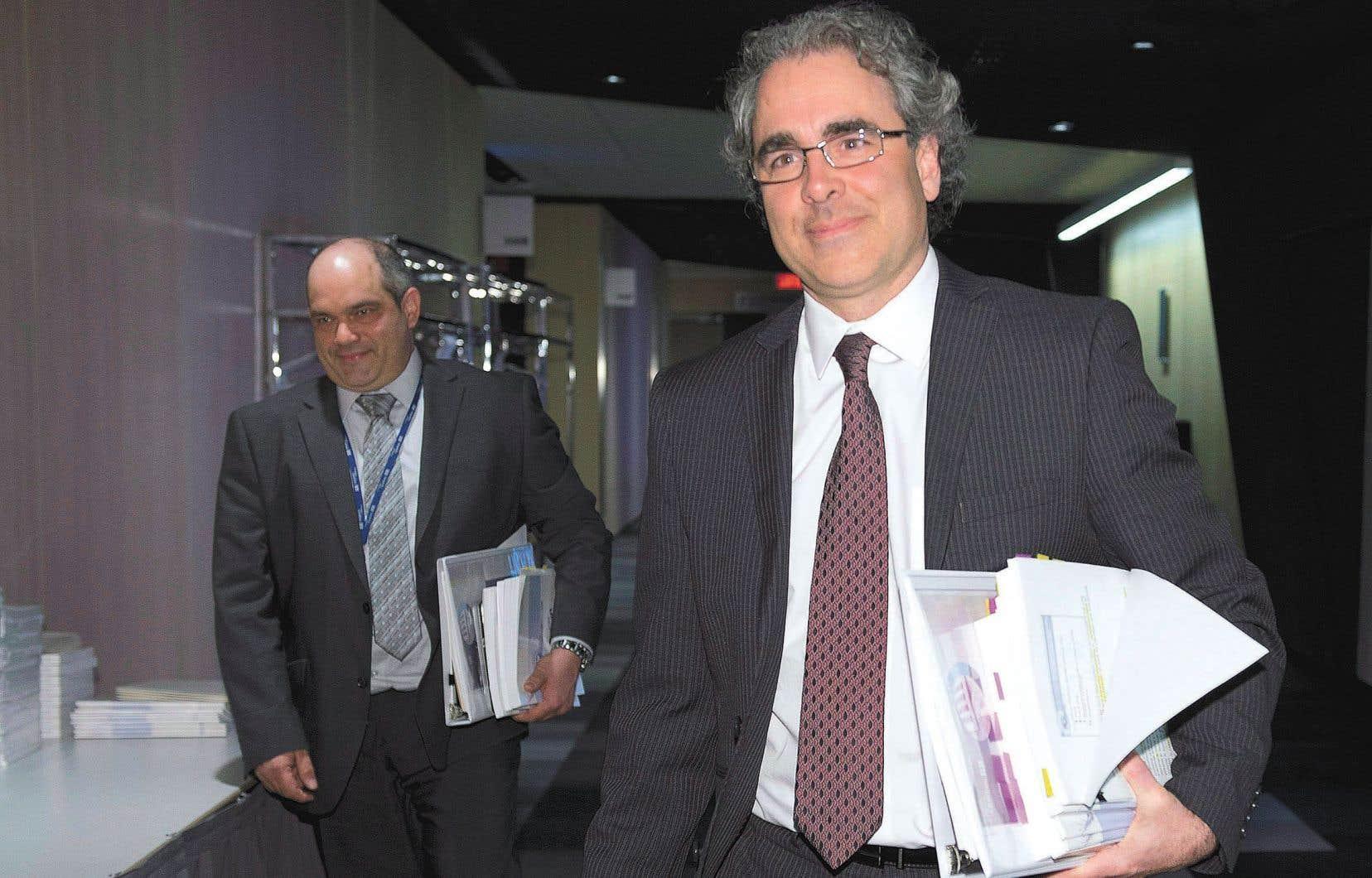 Luc Godbout, professeur et chercheur principal à la Chaire en fiscalité et en finances publiques de l'Université de Sherbrooke