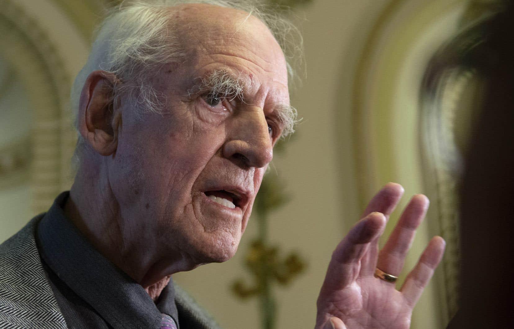 M.Taylor soutient que le projet de loi sur la laïcité de l'État n'est «pas tenable».