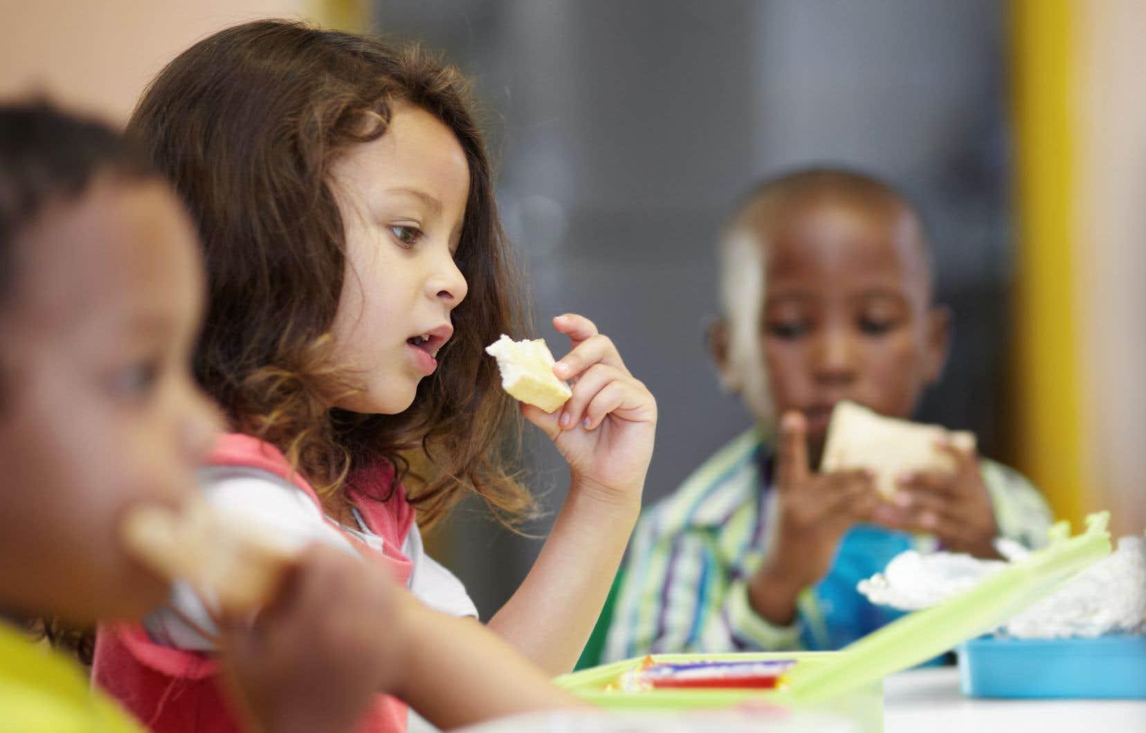 Les commissions scolaires pourront profiter de l'argent supplémentaie pour offrir le soutien alimentaire qui devait être retiré dans plusieurs écoles.