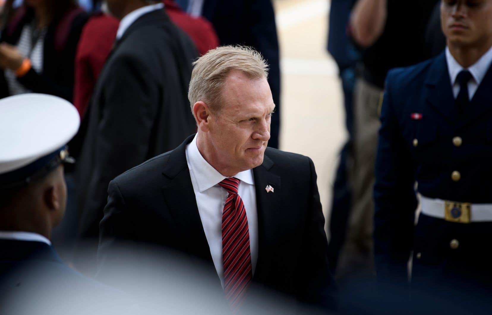 Patrick Shanahan s'est brutalement retrouvé sur le devant de la scène internationale fin décembre, avec la démission fracassante de Jim Mattis qui a conduit le président américain à le nommer ministre de la Défense par intérim.
