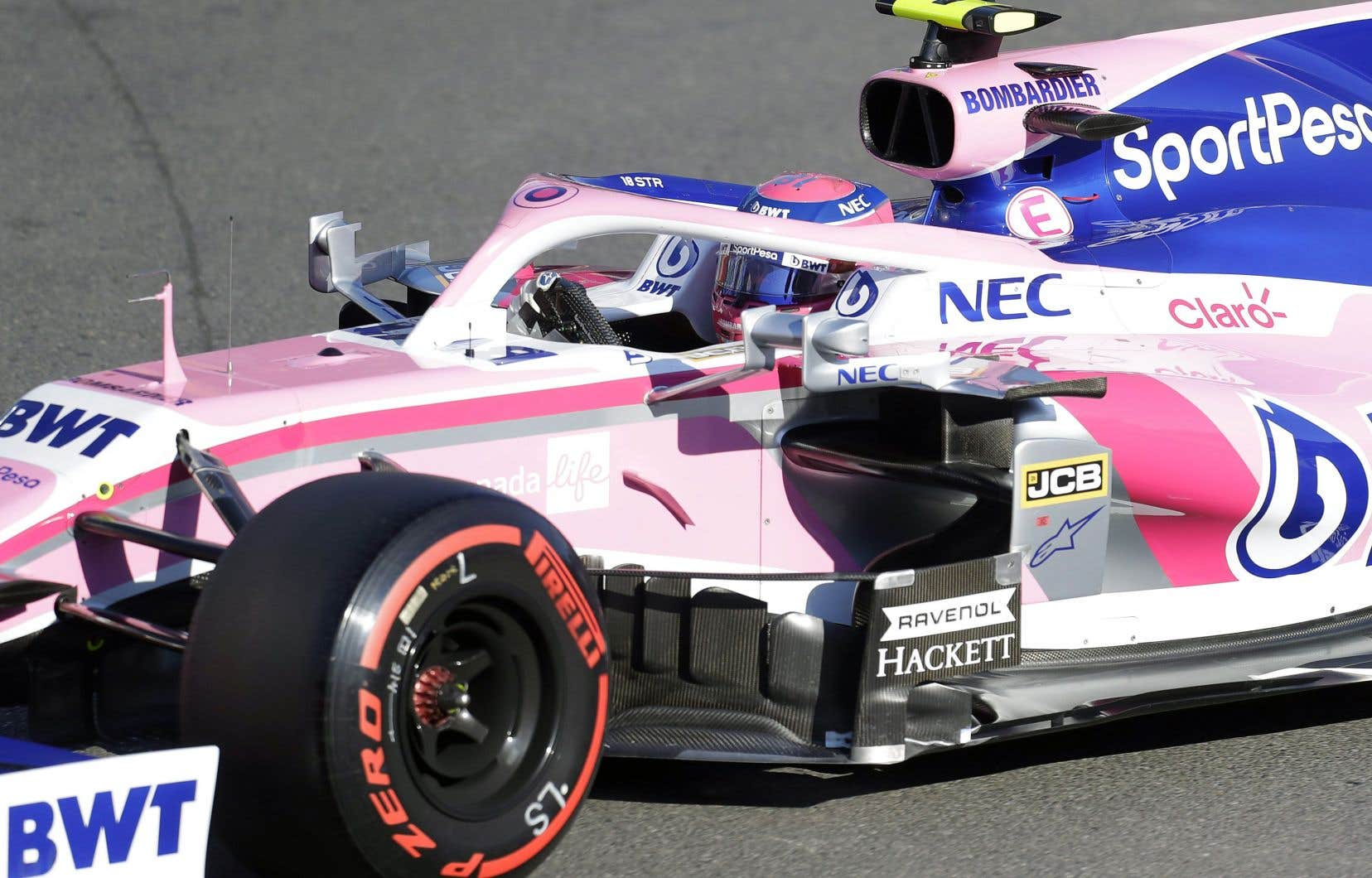 Lance Stroll compte sur des améliorations mécaniques et aérodynamiques de sa voiture pour grappiller quelques fractions de seconde en fin de semaine au Grand Prix d'Espagne.
